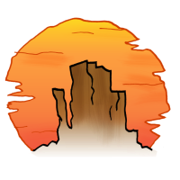 Cowboys - Wüstensonne, Felsen