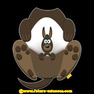 Motif ~ kangouroujaune