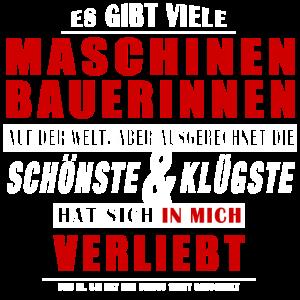 Maschinenbauerin - In Mich Verliebt