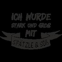 SPÄTZLE & SOß