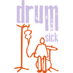 drums and text