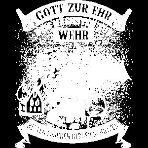 Feuerwehr - Gott zur Ehr
