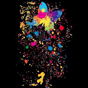 Spray Schmetterling