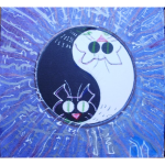 """""""Yin-Yang Cats"""""""