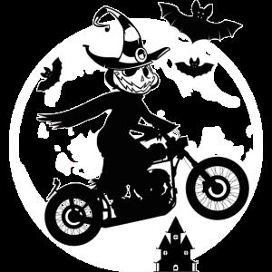 Creepy Halloween Rider