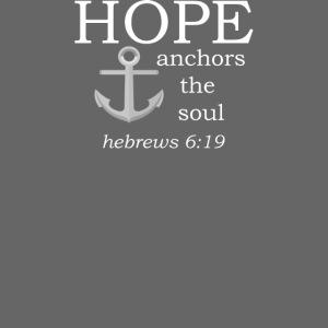 'HOPE' t-shirt (white)