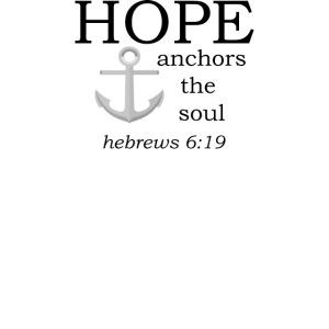 'HOPE' t-shirt