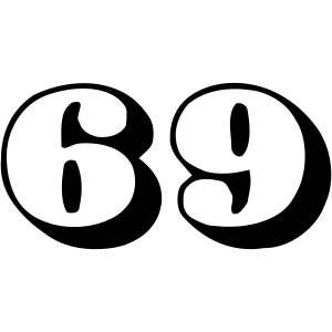 cool number 69