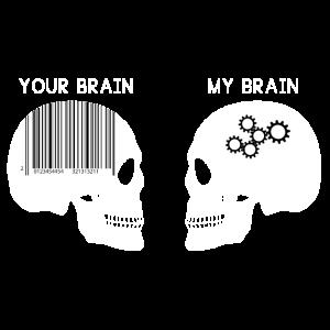 Mein Gehirn, Dein Gehirn
