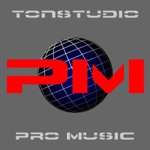 Logo-Tonstudio Pro Music