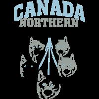 Canada Northern Polar Dogs