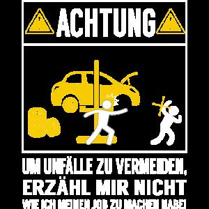 Werkstatt Unfälle