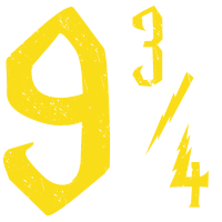 9 dreiviertel Bahnsteig