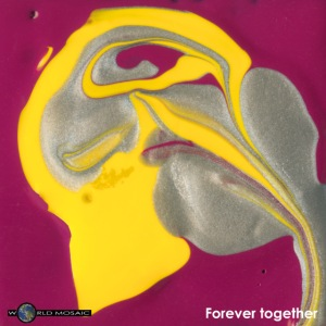 TIAN GREEN Welt Mosaik - CH071 Forever together