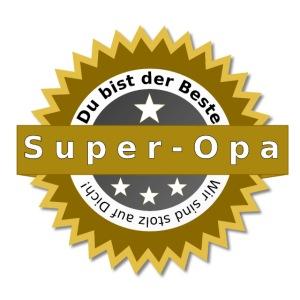 Badge Super Opa