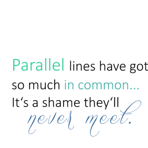 Parallel Lines 2