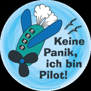 Ich bin Pilot