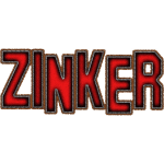 Zinker Logo weiß