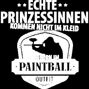 Prinzessin Paintball