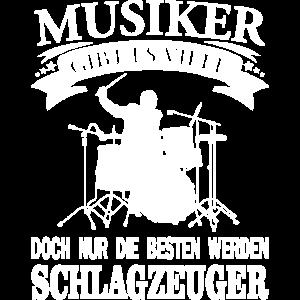 Musiker-Schlagzeuger