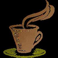 Kaffee-Wort-Wolke