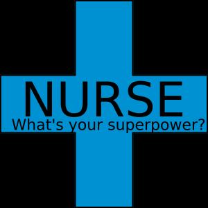 Krankenschwester Superpower