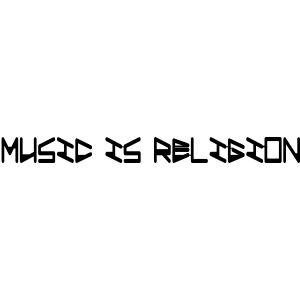 music is religion