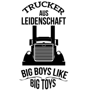 TRUCKER BIG BOYS