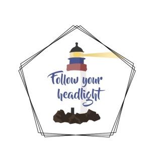 Follow your headlight