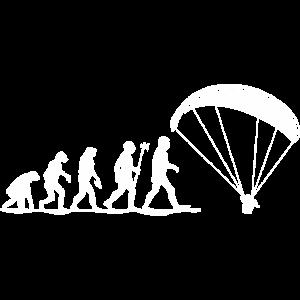 evolution paragliding gleitschirmfliegen