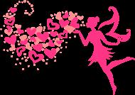 Valentinstag Shirt: Love Fee