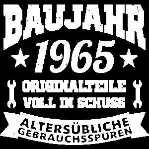 1965 Baujahr Geburtsjahr