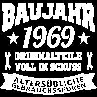 1969 Baujahr Geburtsjahr