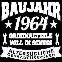 1964 Baujahr Geburtsjahr