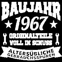 1967 Baujahr Geburtsjahr
