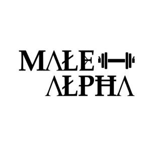 male alpha haltere