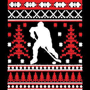 Eishockey - Ugly Christmas