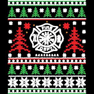 Feuerwehr - Ugly Christmas