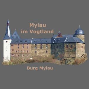 Burg Mylau Vogtland Schloss