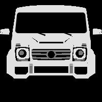 W463 G63 AMG Front G-Klasse