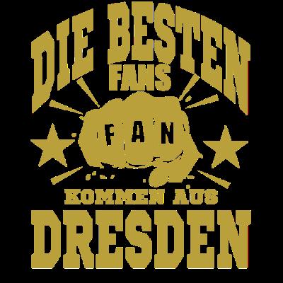 die besten  Fans - die besten  Fans kommen aus Dresden - Ultra,Sachsen,Fußball-Fan,Fußball,Fussballfan,Fussball,Fangemeinde,Fanclub,Fanblock,Fanartikel,Fan,Dresden