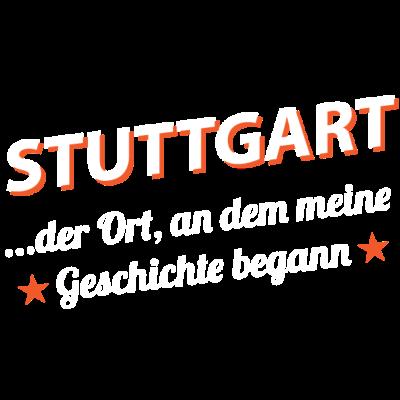 Stuttgart - ...der Ort, an dem meine Geschichte begann - Wohnort,Stadt,Ort,Lebensweg,Leben,Herkunft,Geschichte,Geburtsstadt,Geburtsort,Geburt