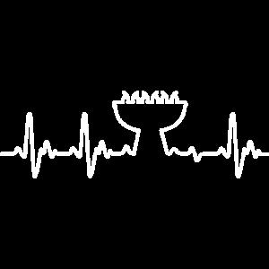 Herz für Grillen