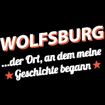 Wolfsburg - ...der Ort, an dem meine Geschichte begann - Wohnort,Stadt,Ort,Lebensweg,Leben,Herkunft,Geschichte,Geburtsstadt,Geburtsort,Geburt