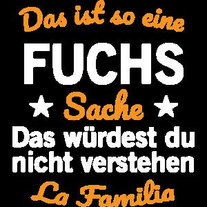 Fuchs Nachname