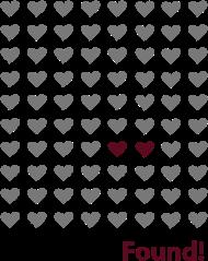 Valentinstag Shirt: found2