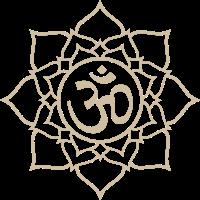 Lotus Om symbol
