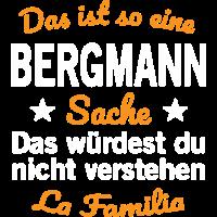 Bergmann Nachname
