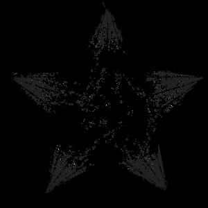 geometrie, geometrisch, stern