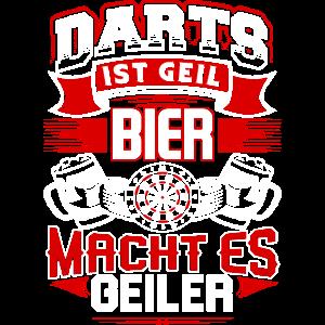 Darts Dart spielen Bier